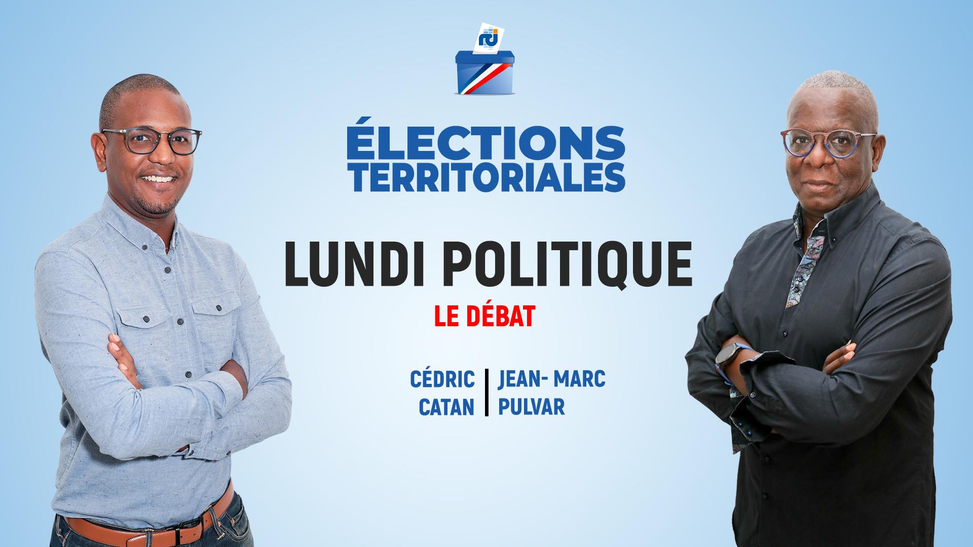 [LIVE] Aurélie Nella, Justin Pamphile et Fred-Michel Tirault sont les invités du Lundi Politique