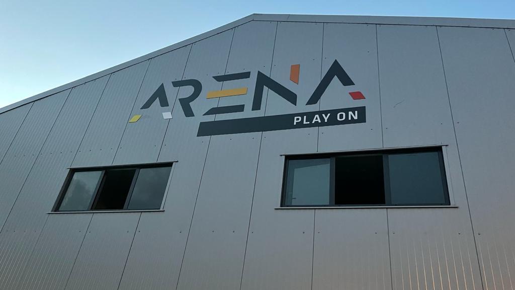 L'Arena, un complexe sportif de 3700 m2 à Schoelcher