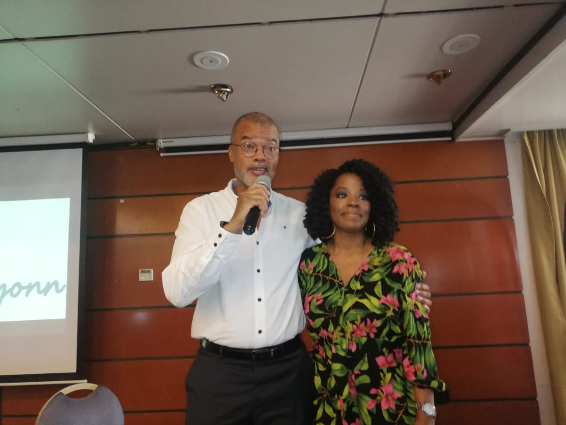 Elections territoriales : Béatrice Bellay et Daniel Robin fusionnent leurs listes