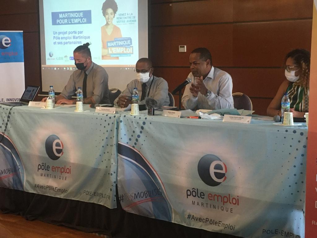 """Le recrutement au coeur du forum """"Martinique pour l'emploi"""" organisé en septembre prochain"""