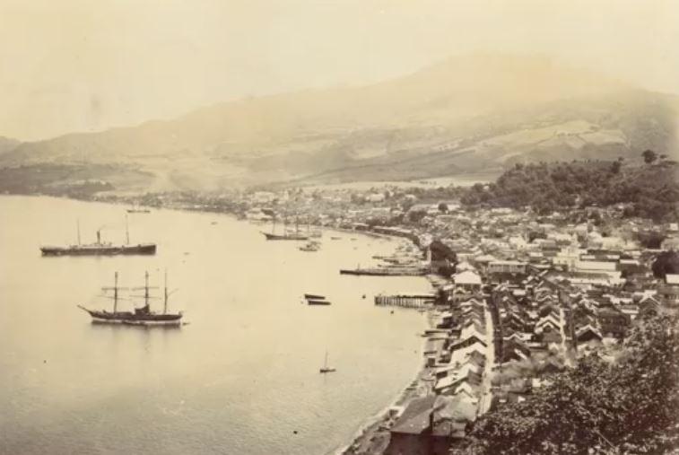 8 mai 1902 : la catastrophe maritime provoquée par l'éruption de la Montagne Pelée a fait 700 morts