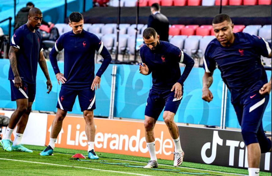 France - Portugal : l'affrontement des champions pour une victoire