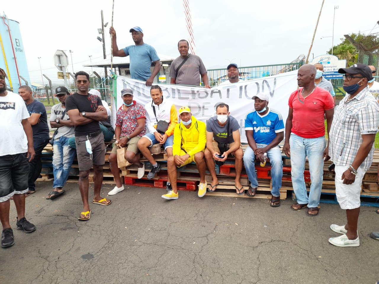 Signature d'un accord entre les marins pêcheurs et la SARA