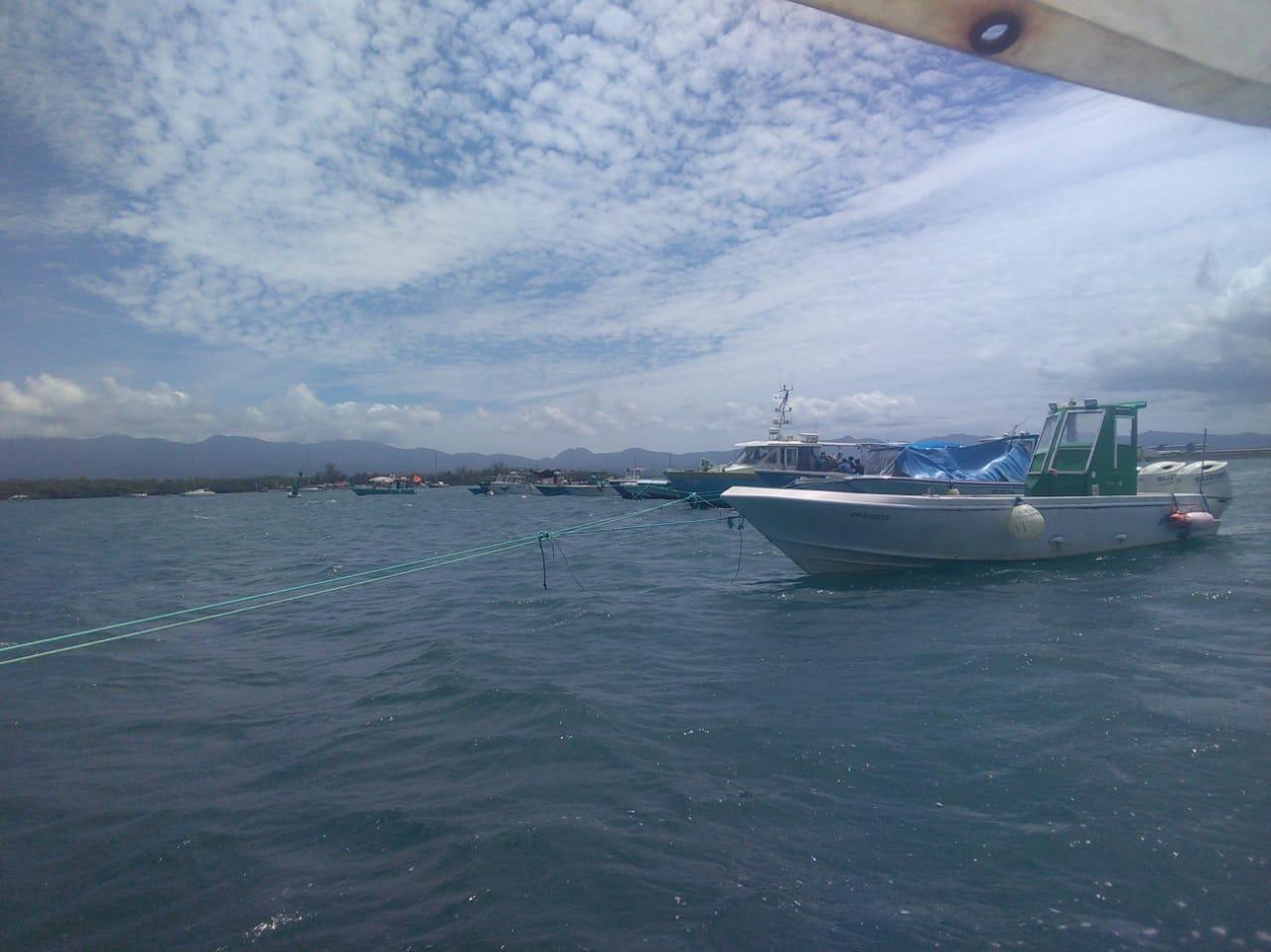 Un accord finalement signé avec les marins pêcheurs