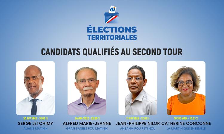 Elections territoriales : pas d'alliances au second tour
