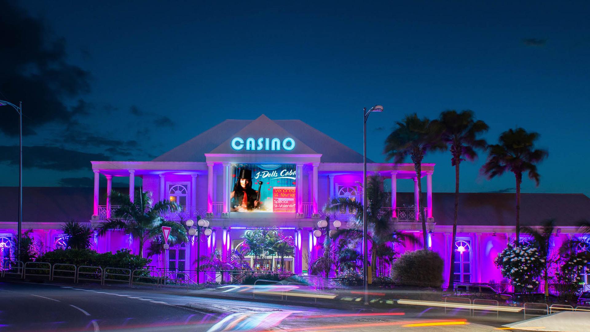 Les casinos de Martinique retrouvent leur public
