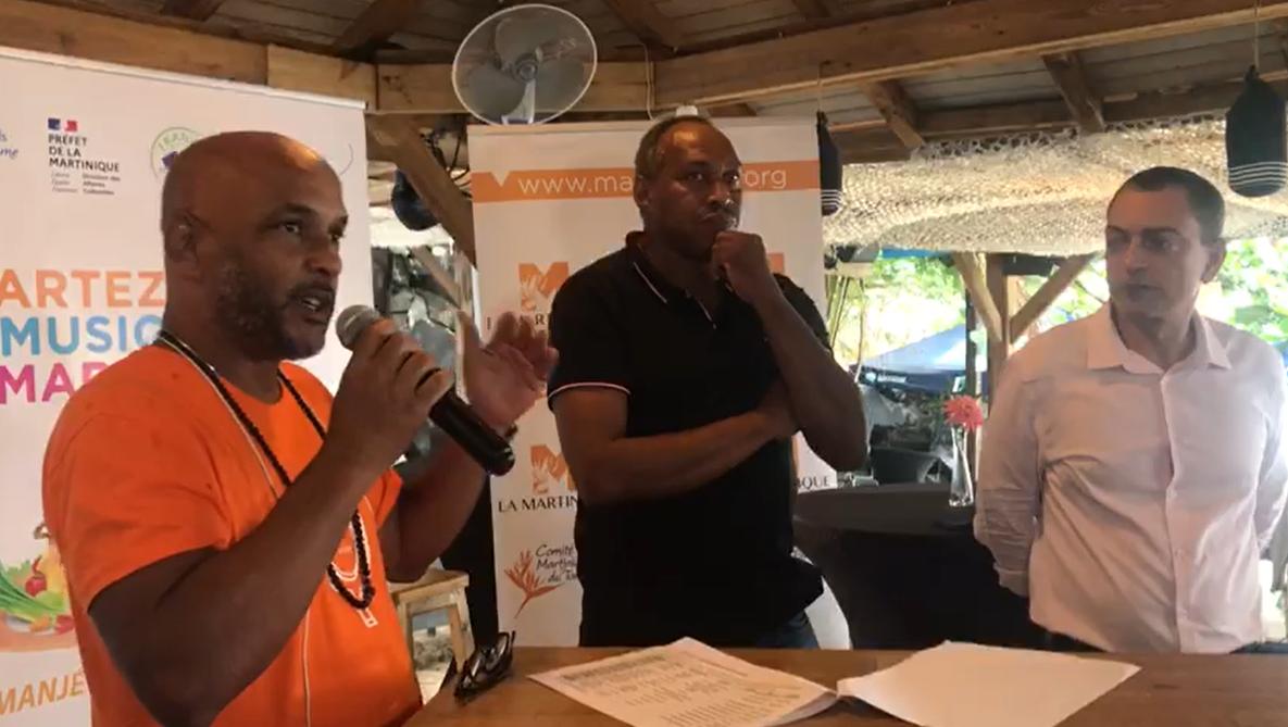 """L'opération """"Partez en Musique en Martinique"""" entame sa deuxième édition"""