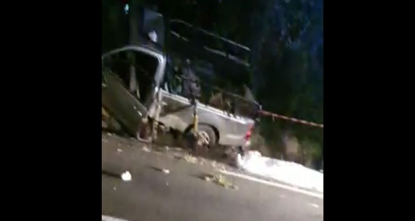 Un homme de 57 décède dans un accident au Vauclin
