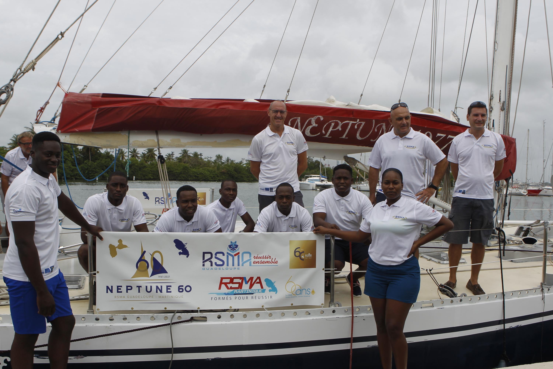 """Opération """"Neptune"""" : pour ses soixante ans, le RSMA met les voiles"""