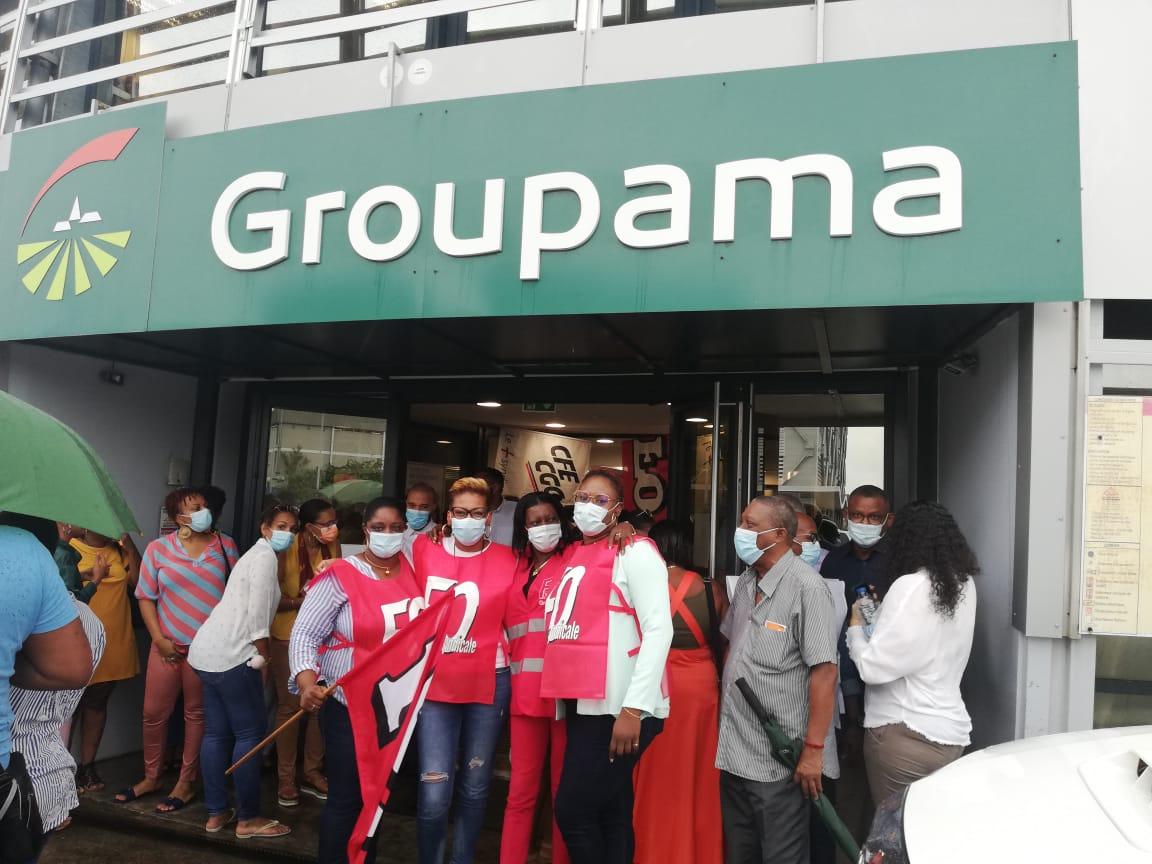 Le cadre de Groupama Antilles-Guyane a été écarté