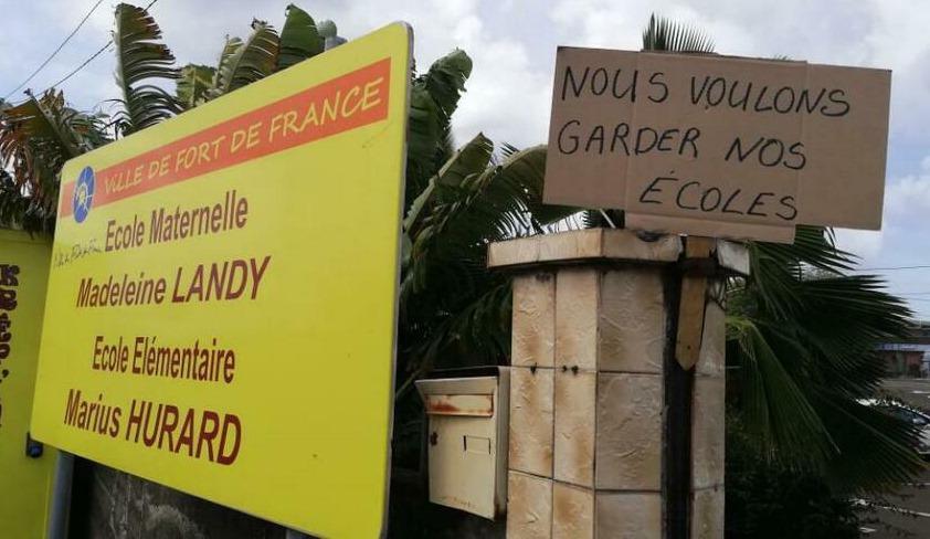 Des parents en colère face à la fermeture inexpliquée des écoles Landy et Hurard