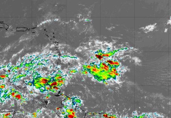 Une onde tropicale concernera la Martinique au cours des prochaines 24 heures