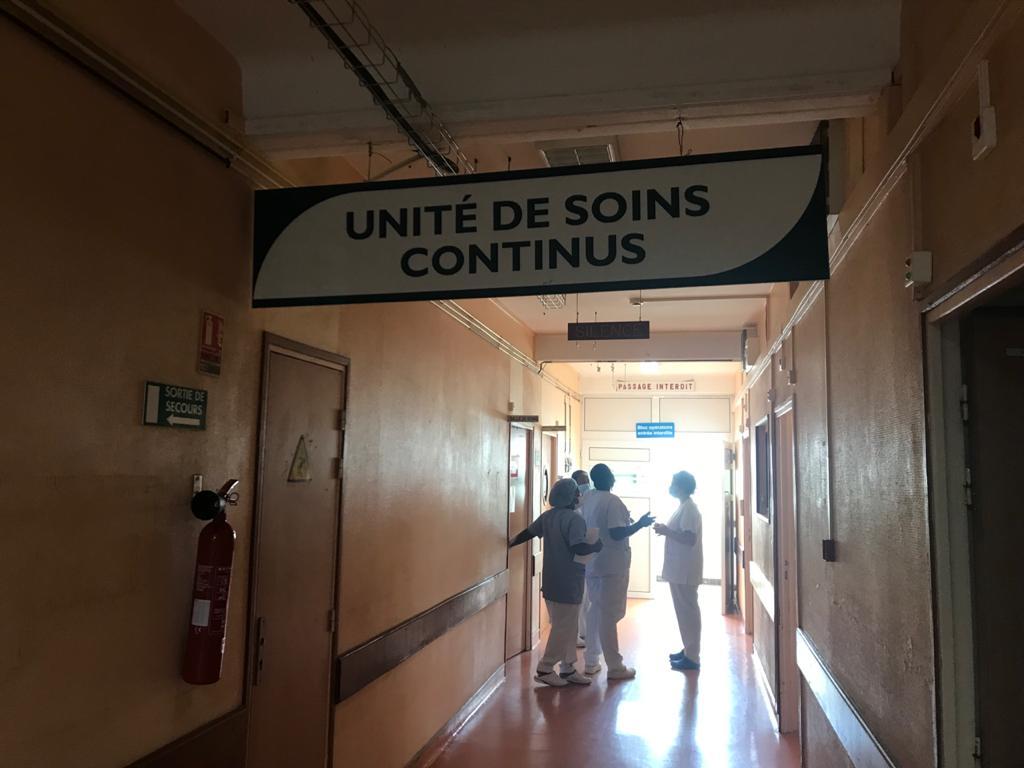 Solidarité inter-hospitalière : la clinique Sainte-Marie accueille des patients atteints de Covid long