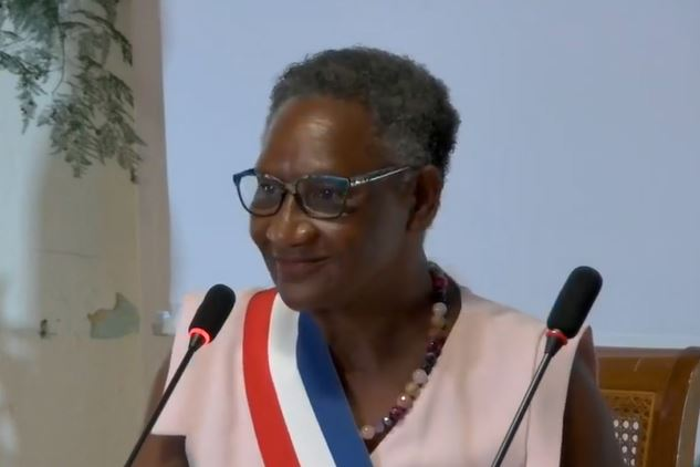 Angèle Serbin est la nouvelle mairesse du Morne-Vert