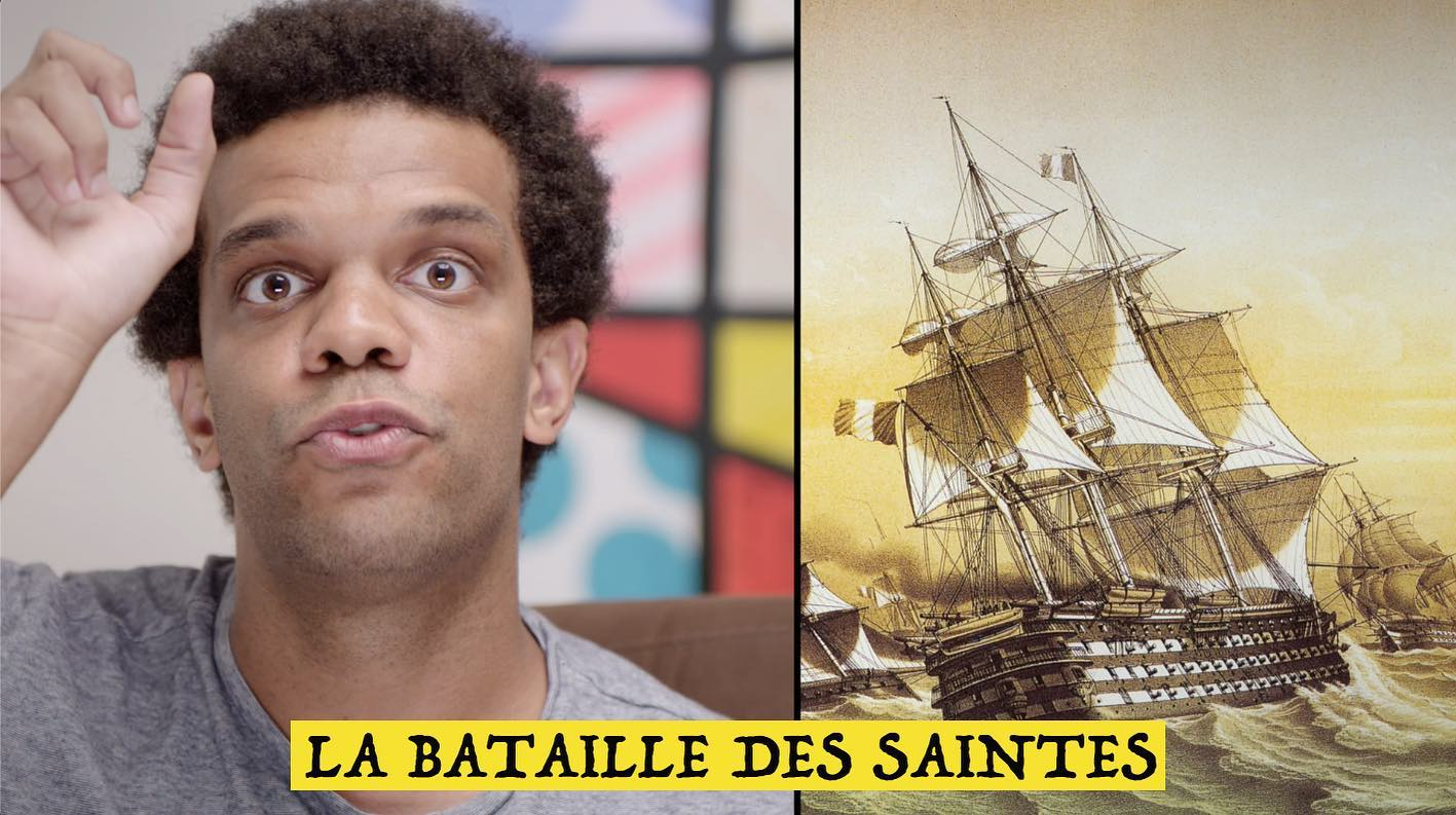 La Guadeloupe mise à l'honneur sur YouTube