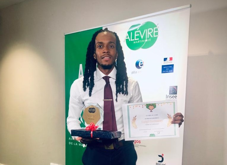 De jeunes entrepreneurs martiniquais récompensés pour la quatrième édition du salon AléViré