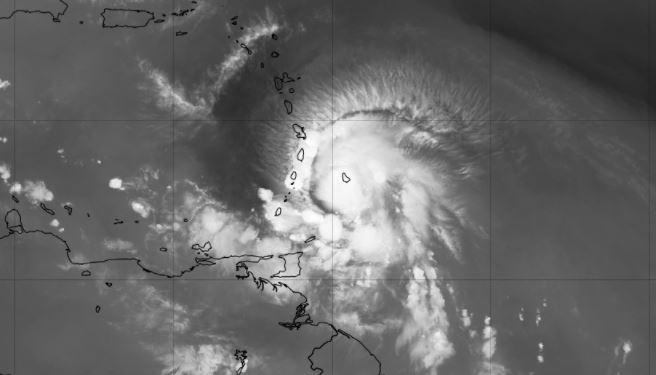 La tempête Elsa devient un ouragan de catégorie 1