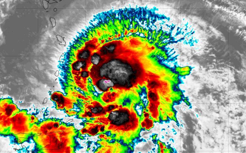 Tempête Elsa : pas de dégât majeur pour le moment en Haïti