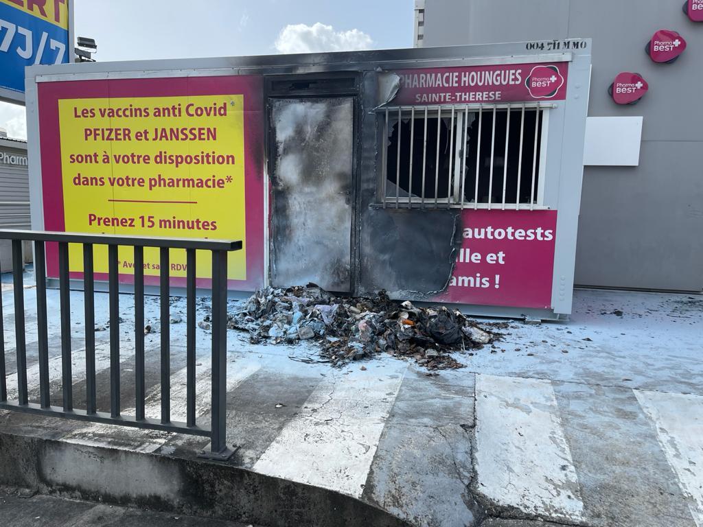 Emeutes à Fort-de-France : les élus réagissent
