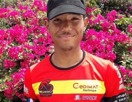 Cyclisme : le Martiniquais Emmanuel Houcou sélectionné en équipe de France junior pour le championnat d'Europe