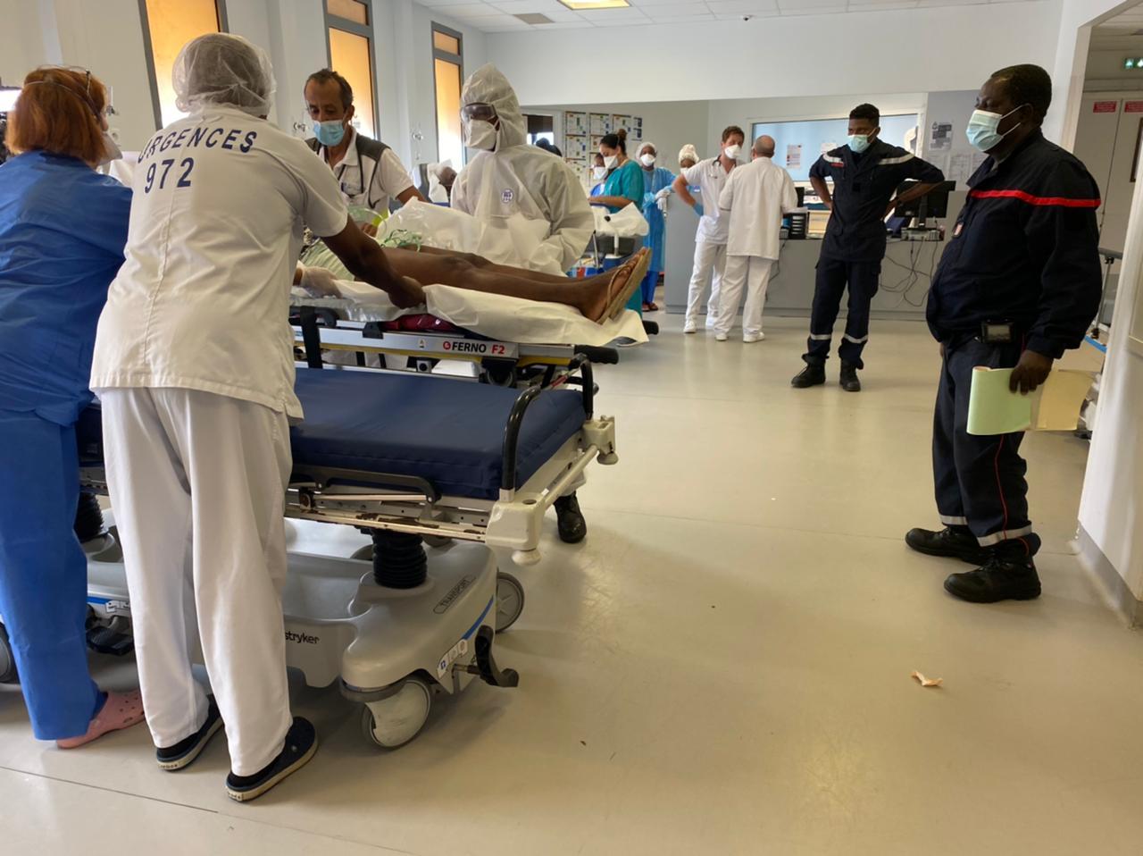 Covid-19 en Martinique : 429 personnes sont mortes à l'hôpital depuis le 13 juillet