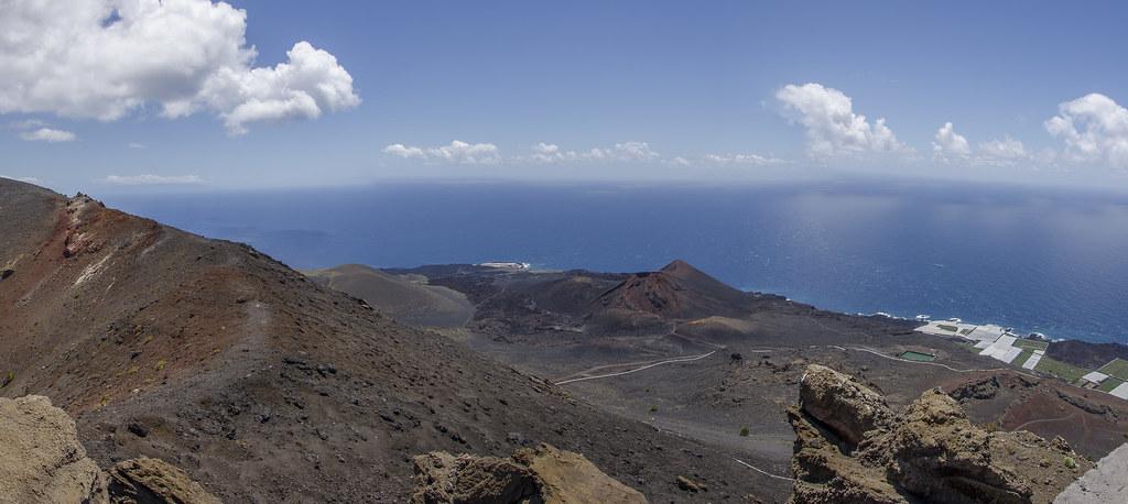 Le volcan des Canaries inquiète sur les réseaux sociaux