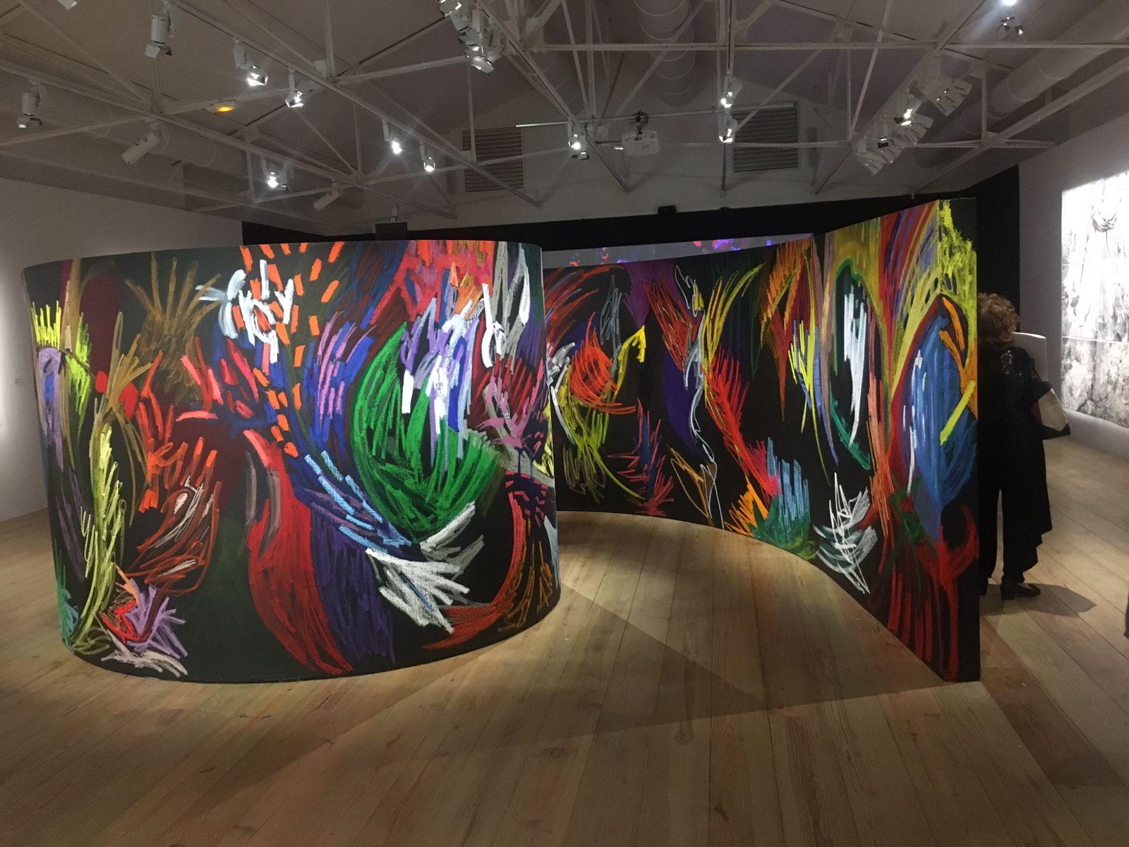 """L'exposition """"De pluie et de feu"""" rassemble 16 artistes inspirés par le nature martiniquaise"""