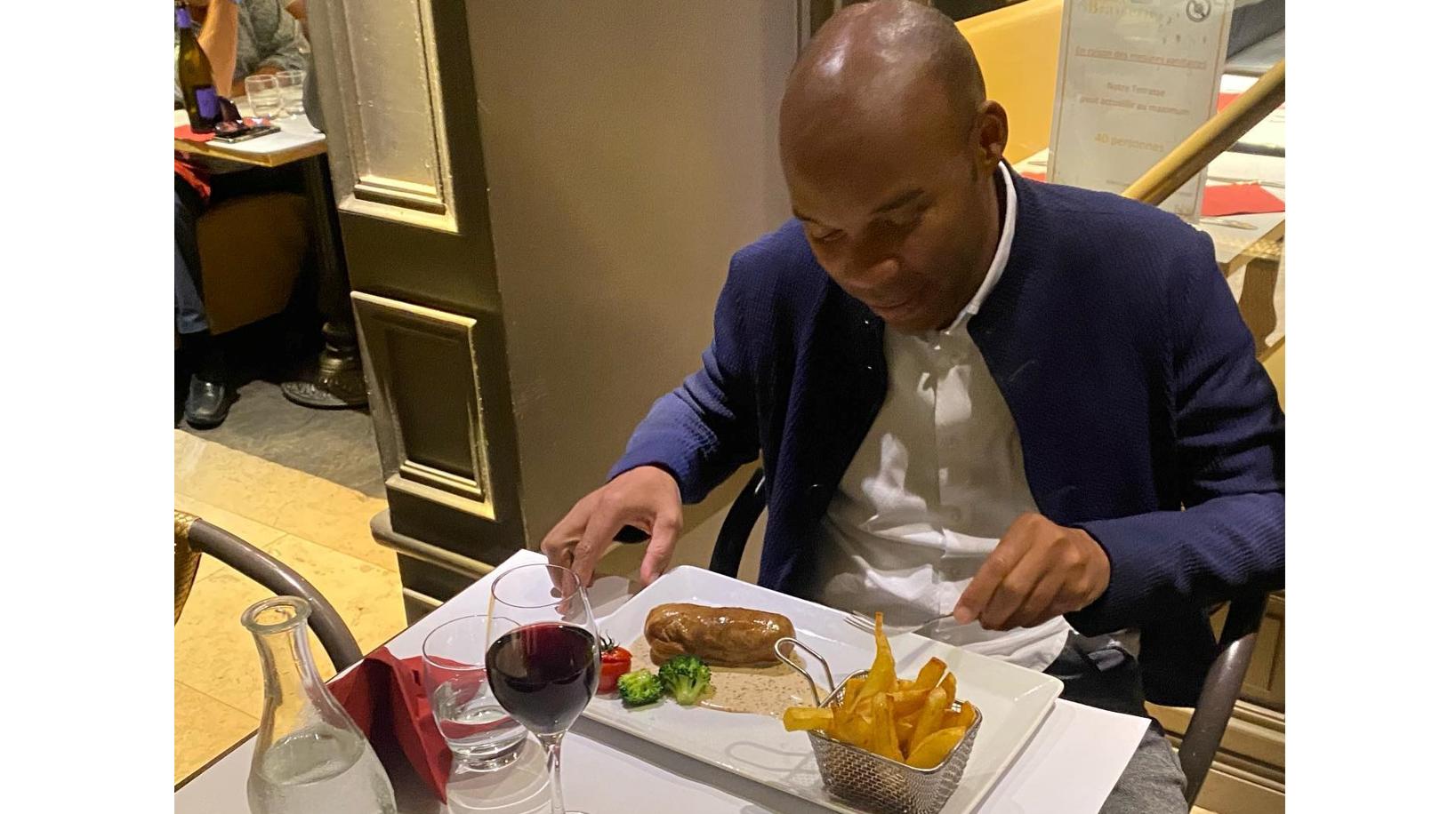 Le chef étoilé Marcel Ravin refusé au dîner des Grands Chefs