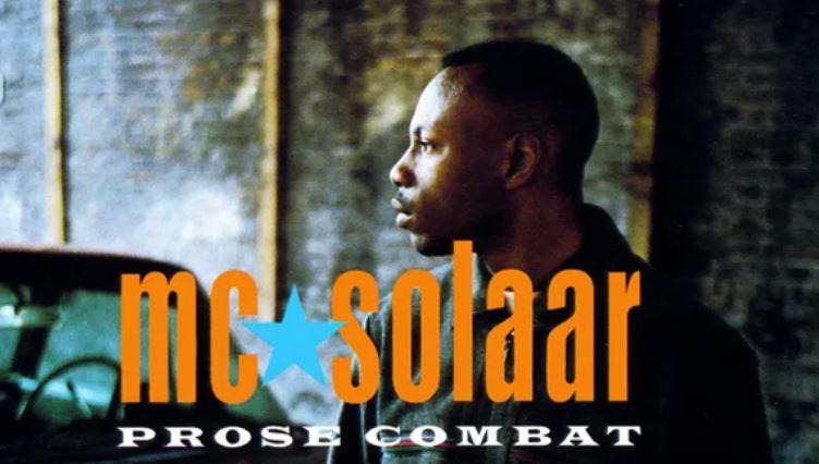 """L'album """"Prose Combat"""" de MC Solaar réédité pour la première fois depuis 20 ans"""