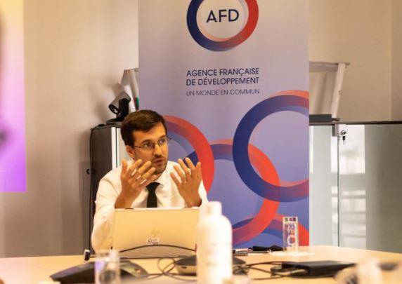 Nicolas Picchiottino, directeur de l'AFD, est l'invité de la rédaction