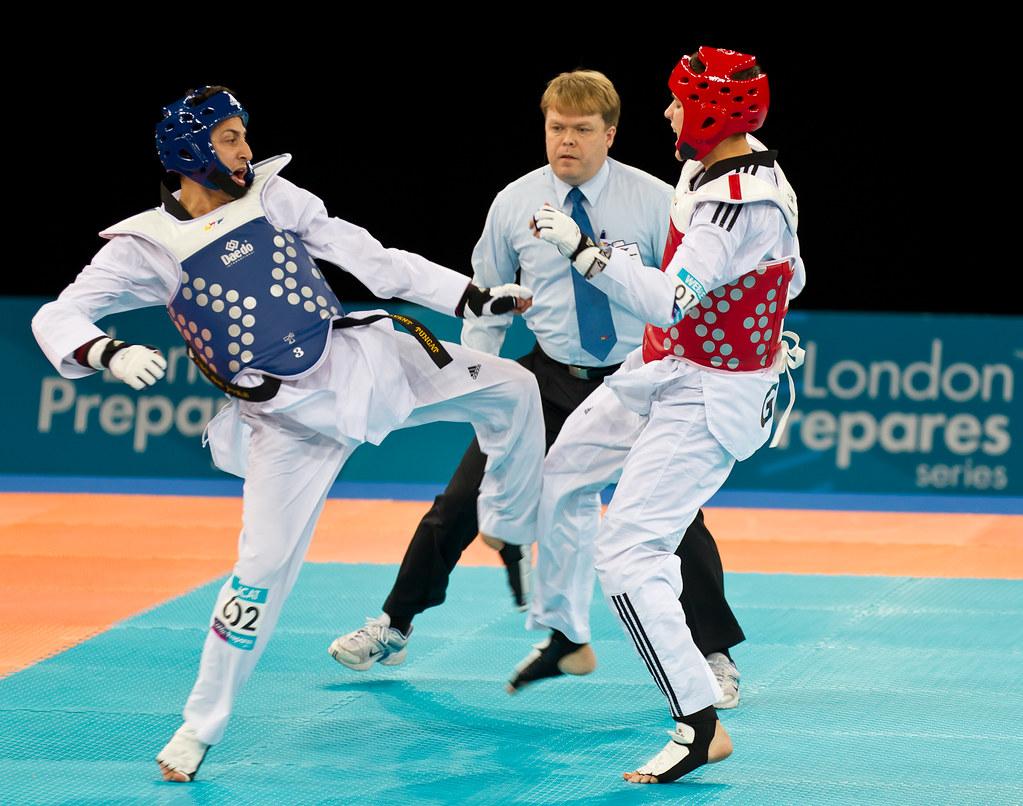 Taekwondo : reprise des entraînements avec mesures sanitaires