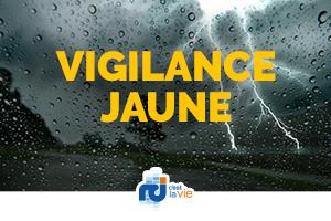 La Guadeloupe en vigilance jaune pour vagues-submersion
