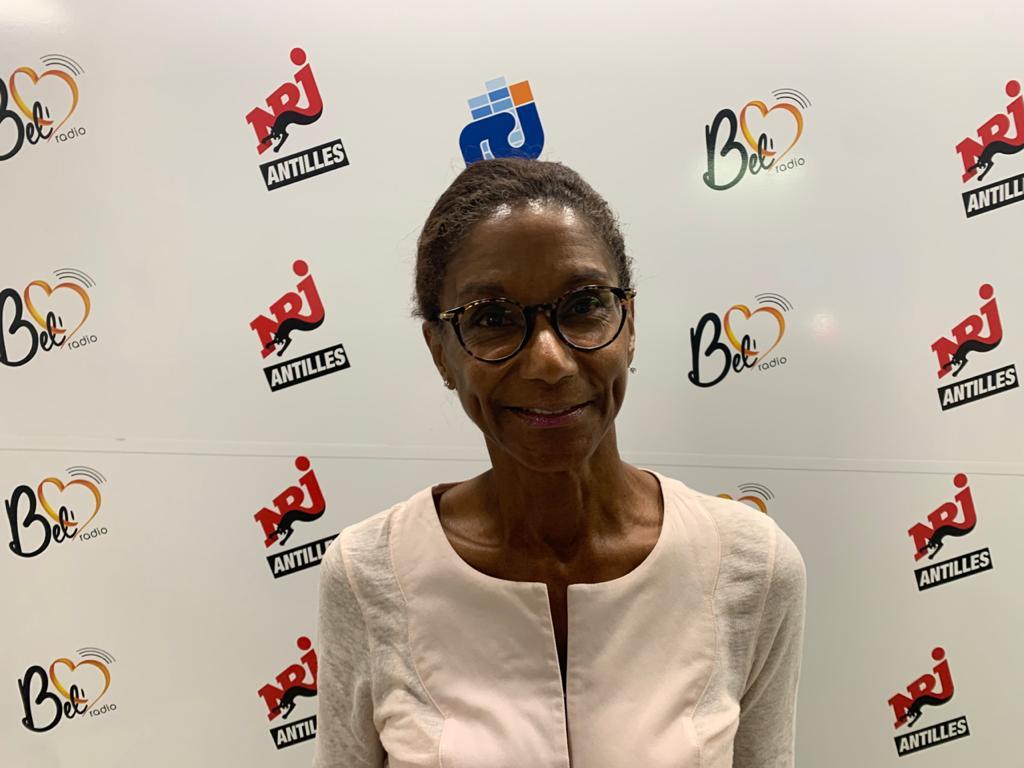 Line Durpès, déléguée régionale Orange Caraïbes, est l'invitée de la rédaction