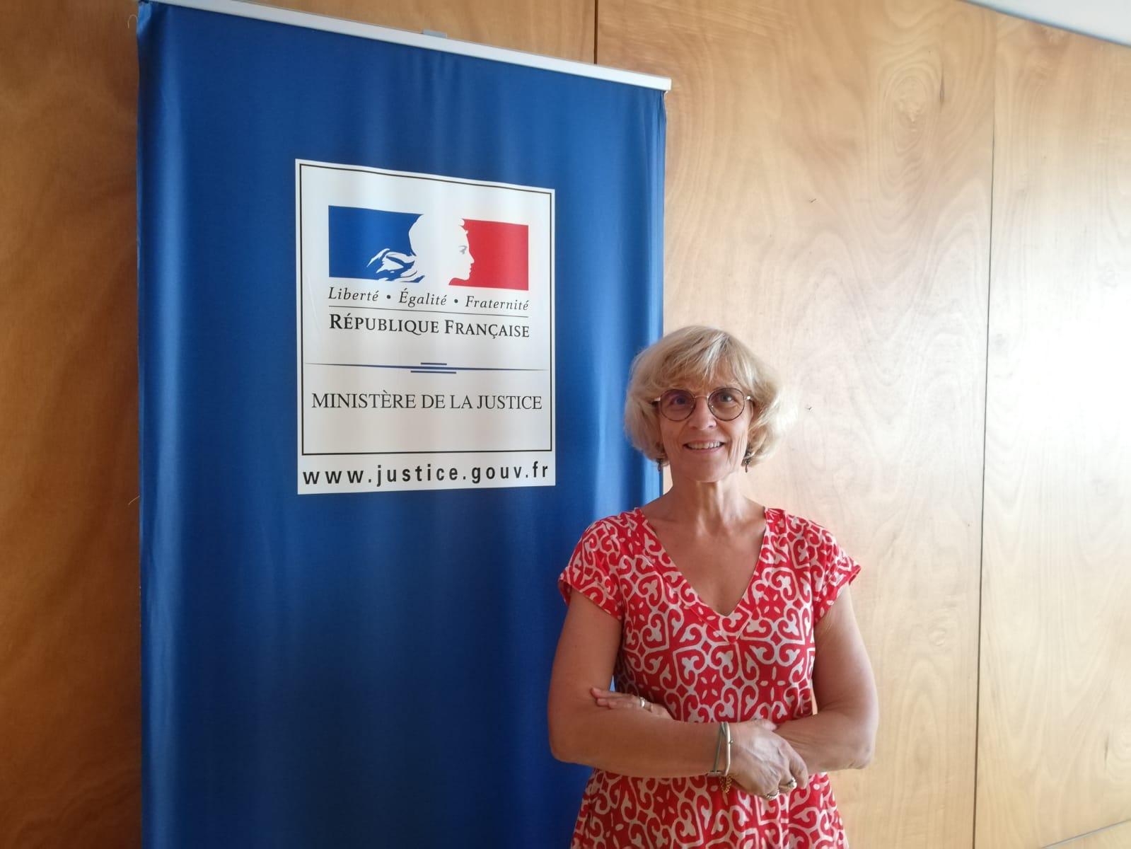 Clarisse Taron définit les priorités du parquet de Fort-de-France
