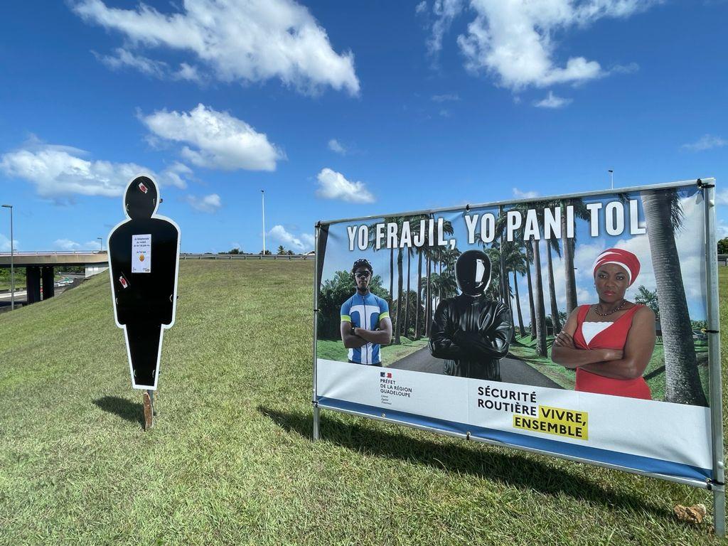 Sécurité routière : campagne mobile