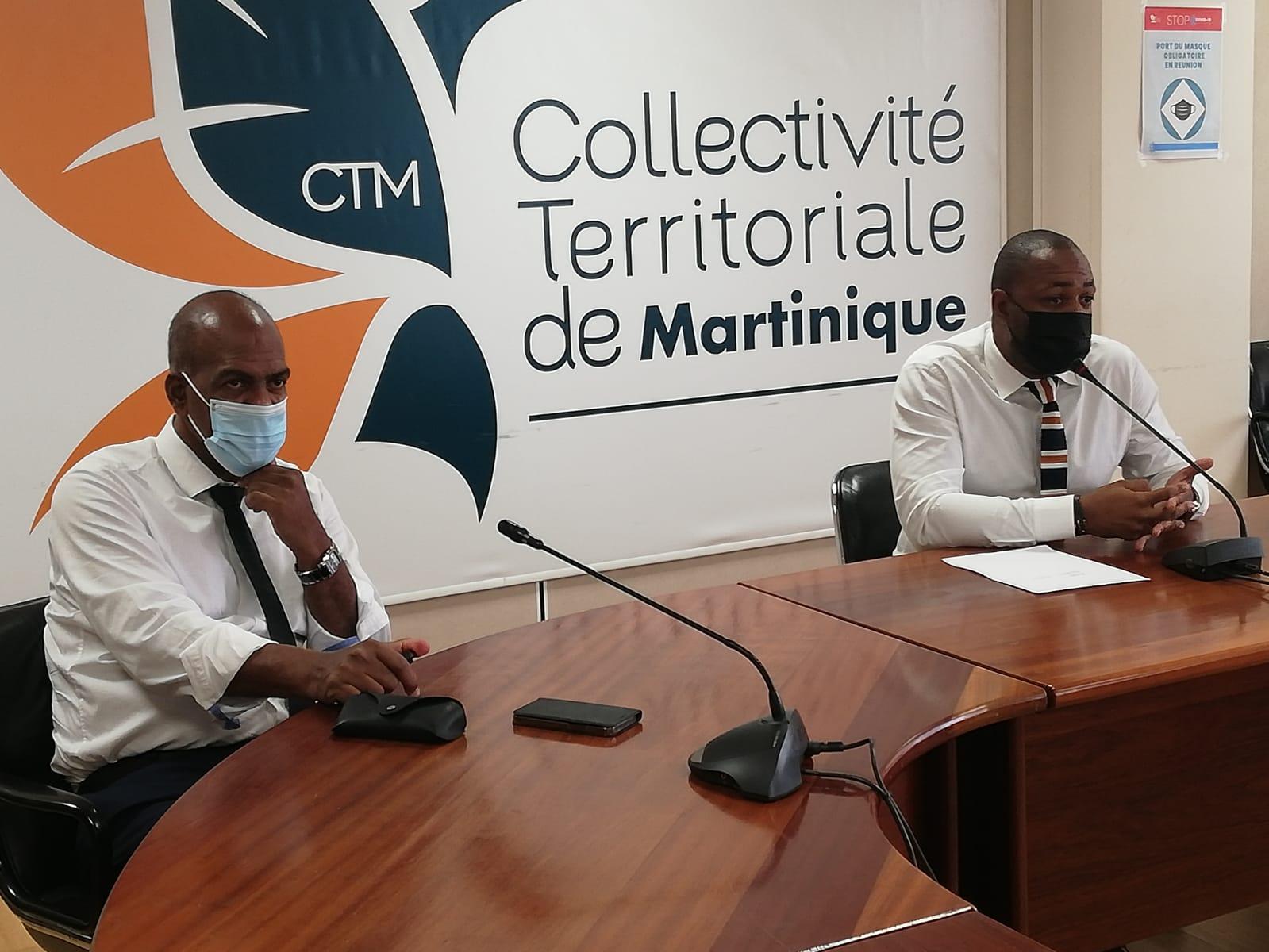 Covid-19 : la CTM lance un portail dédié aux entreprises