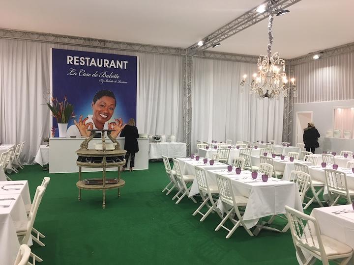 C est parti pour le 3 me salon de la gastronomie des outre for Salon de la gastronomie paris