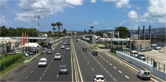 0,99 €,  le litre de gazole redescend sous l'euro au mois d'octobre en Martinique