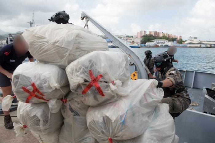 1000 kilos d'herbe interceptés et 15 trafiquants interpellés en mer depuis début mai