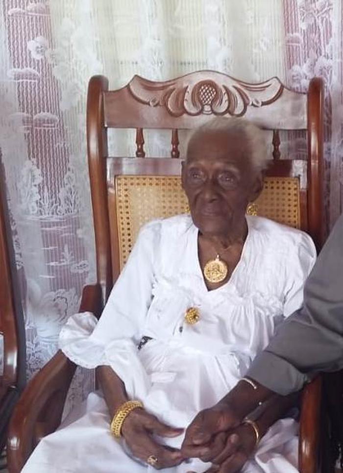 """109 ans et toujours """"magnifique"""""""