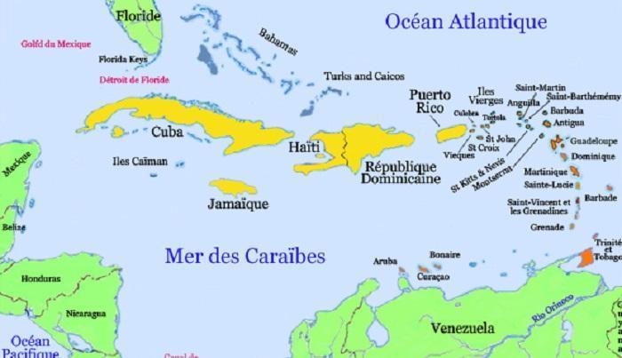 11 ème conférence de coopération régionale des Antilles Guyane