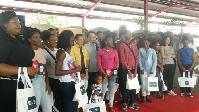 118 enfants de l'Aide Sociale récompensés pour leurs bons résultats scolaires