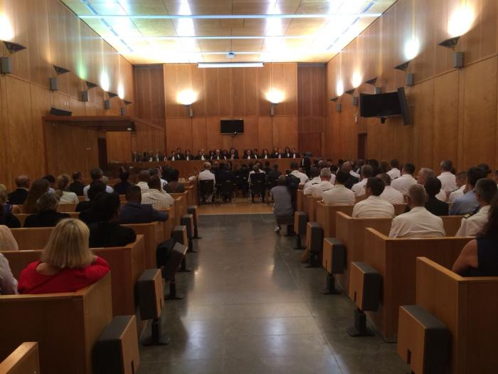 14 nouveaux magistrats au TGI de Fort de France