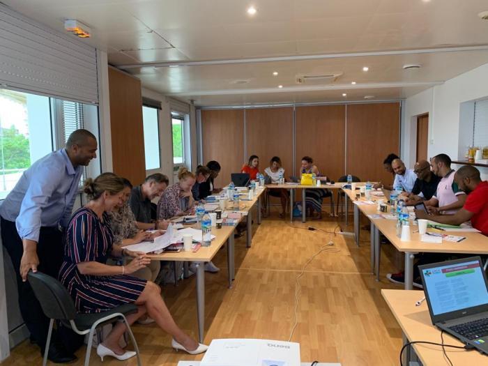 15 pharmaciens des Antilles passent un MBA