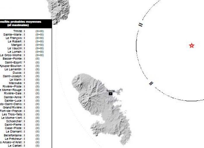 15 répliques enregistrées depuis le séisme de la semaine dernière