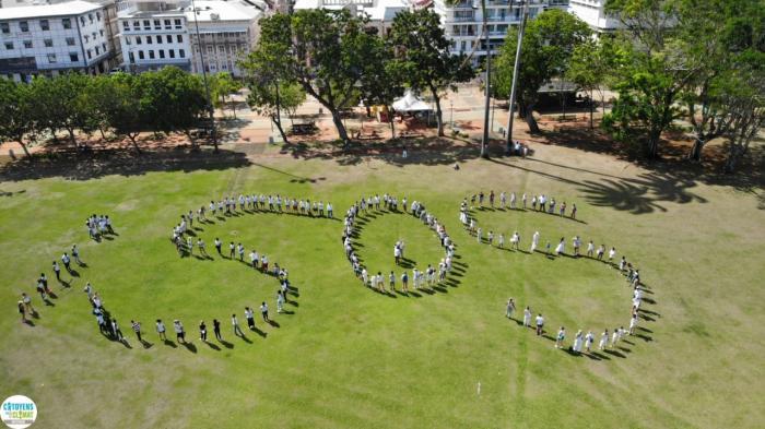 150 personnes ont manifesté pour le climat en Martinique