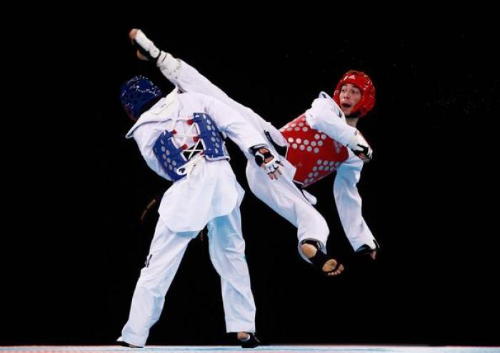 2 médailles pour la Martinique à l'Open d'Alsace de taekwondo