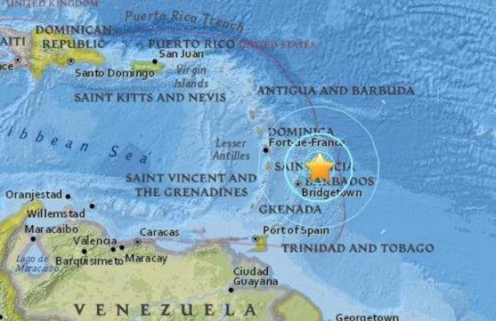 2 séismes en 4 heures !