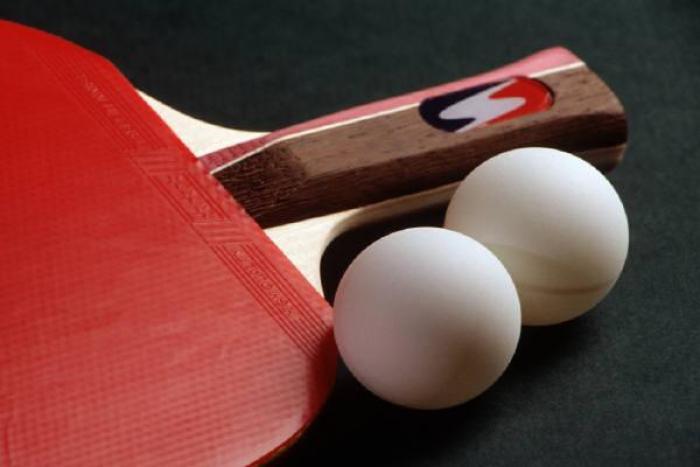 2 titres décernées durant le championnat de Tennis de table