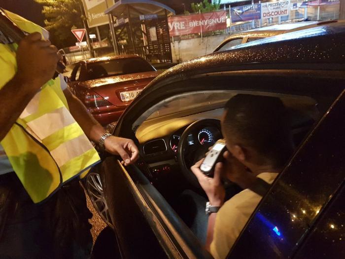 20 conduites en état d'ivresse constatées par les gendarmes après le Baccha Festival